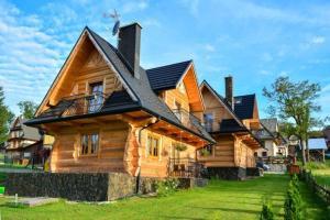 Luksusowe Domki Elizy Luxury Chalets Poronin - Hotel - Suché