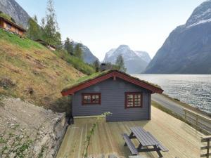 . Holiday Home Fjordblikk 1 - FJS322
