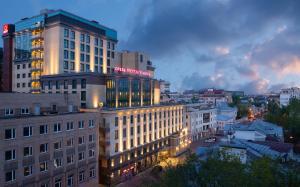 Отель Меркюр Москва Павелецкая