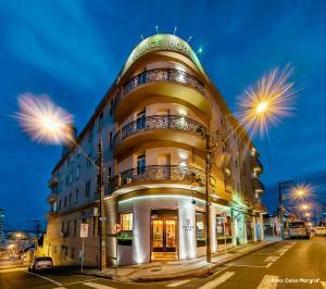 Planalto Select Hotel Ponta Grossa