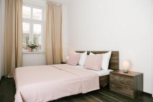 Bright and Charming Apartment Close to the Center, Apartmány  Vídeň - big - 11