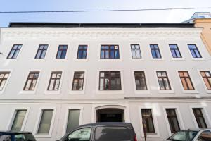 Bright and Charming Apartment Close to the Center, Apartmány  Vídeň - big - 13
