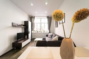 Bright and Charming Apartment Close to the Center, Apartmány  Vídeň - big - 16