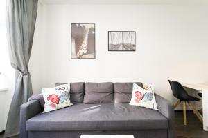 Bright and Charming Apartment Close to the Center, Apartmány  Vídeň - big - 17