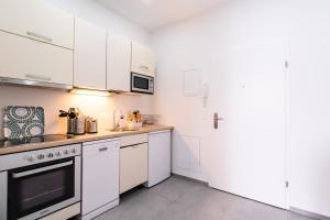 Bright and Charming Apartment Close to the Center, Apartmány  Vídeň - big - 19