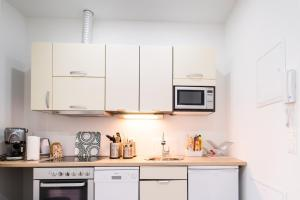 Bright and Charming Apartment Close to the Center, Apartmány  Vídeň - big - 21