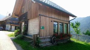 Troadkasten Hollnhof - Hotel - Donnersbach