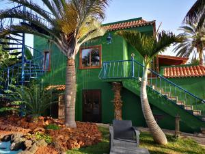 Casa Garten Tijarafe