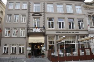 Hotel De Zalm - Nukerke