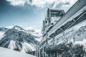 Tschuggen Grand Hotel - The Leading Hotels of the World - Arosa