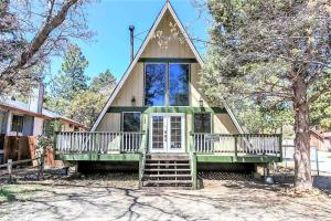 A Cabin Above-1761 by Big Bear Vacations - Hotel - Sugarloaf