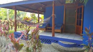 Casa caribeña, Cahuita