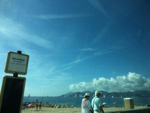 Cannes Terrace Beach Front & Sea view, Apartments  Cannes - big - 106
