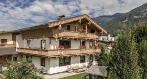 Apartmán Apart Tyrol Uderns Rakousko