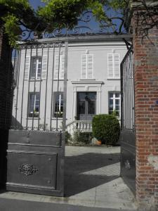 Location gîte, chambres d'hotes L'Hortensia Blanc dans le département Somme 80