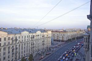 LaFlats Tverskaya 15 Center View