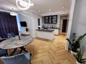 Apartamenty Zacisze DeLuxe Komfort