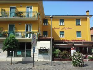 Hotel Alpino, Szállodák  Malcesine - big - 103