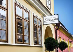 Hotel Hotel Cieszyński Centrum Těšín Polsko