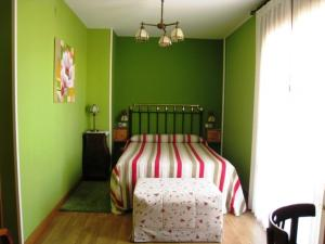 Casa Rural Patiño, Vidiecke domy  Quintanas de Gormaz - big - 2
