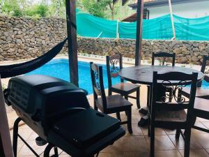 Casa tropical - Fabulous tropical house, Dovolenkové domy  Tamarindo - big - 8