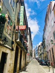 Bairro Alto Alternative Guesthouse, 1200-206 Lissabon