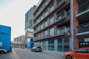 Modern, Bright Apt - 2 BR, 2 Terraces, Free Parking