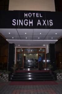 Auberges de jeunesse - Hotel Singh Axis