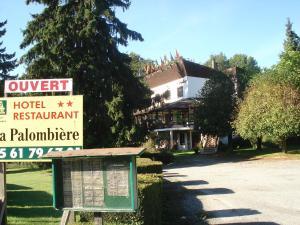 . Hôtel Auberge de La Palombière
