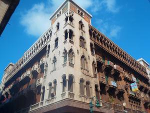Отель Fouad Hotel, Александрия