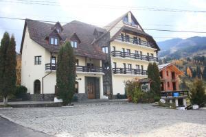 Auberges de jeunesse - Hotel Cerbul