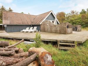 6 person holiday home in Vejers Strand