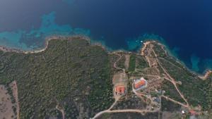 Ammou Area Ammouliani Greece