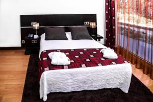 Hotel Miramar Sul, Отели  Назаре - big - 9