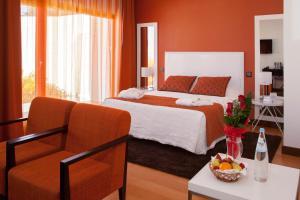 Hotel Miramar Sul, Отели  Назаре - big - 13