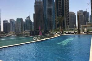 Luton Vacation Homes -Damac Heights, Dubai Marina - Dubai
