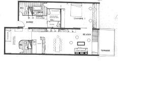 Cascade arcs 1600 - Hotel - Arc 1600