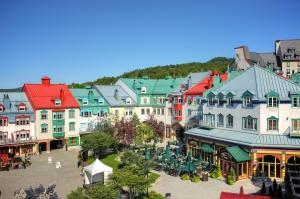 Sommet Des Neiges - Hotel - Mont Tremblant