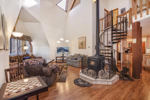 Accommodation in Moonridge