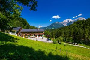 Alpenferienwohnungen Wiesenlehen - Apartment - Berchtesgadener Land