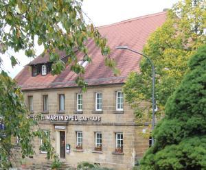 Hotel Hotel-Gasthof Opel Heinersreuth Německo