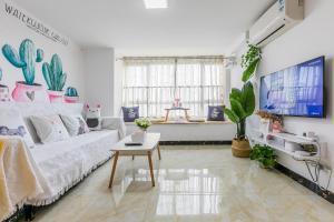 Coastline International Apartment, Apartments  Guangzhou - big - 56