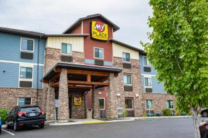 My Place Hotel-Spokane, WA