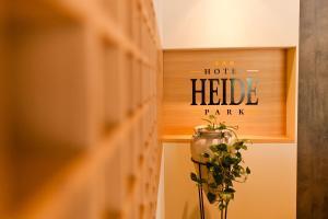 Hotel Heide Park, Hotely  Ora/Auer - big - 19