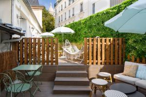 Location gîte, chambres d'hotes Le Village Montmartre by Hiphophostels dans le département Paris 75