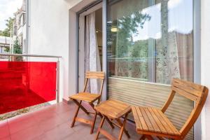 Rent like home Kolorowe Balkony III