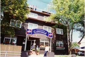 Hotel and Restaurant Gartenstadt - Gamstädt