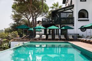 Location gîte, chambres d'hotes Hôtel Les Hortensias du Lac dans le département Landes 40