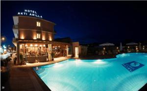 Hotel Akti Arilla, Ариллас