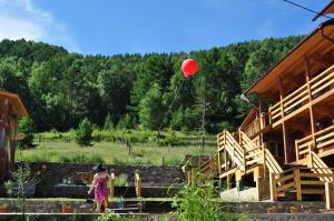 Гостевой дом Байкальские просторы, Листвянка